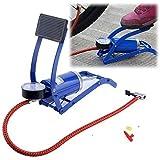 Home Cube® Foot Pump Air Pump Heavy Compressor Air Foot Pump for Bike & Cycle
