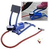 #9: HOME CUBE® Foot Pump Air Pump Heavy Compressor Air Foot Pump For Bike & Cycle - Random Color