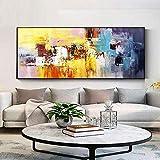 Gemälde 100% Handgemalte Abstrakte Bunte Kunst Malerei Auf Leinwand Wandkunst Wandschmuck Bilder Malerei Für Live Room Home Decor 50X70 cm