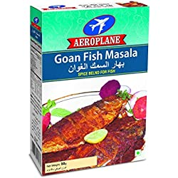 Aeroplane GOAN FISH MASALA 50GM