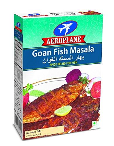 Aeroplane GOAN FISH MASALA 100GM