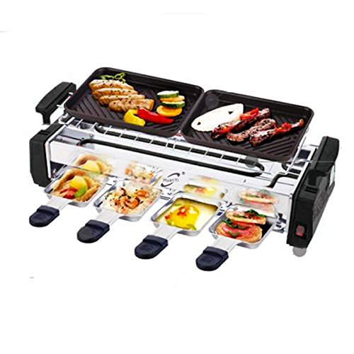 VelKro Compact Electric Barbecue Grill and Tandoor