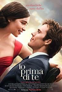 Io Prima di Te (Blu-Ray)