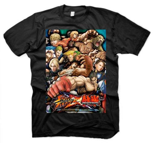 Street Fighter X Tekken - Poster, Größe L