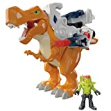 Fisher-Price Imaginext Dinosaurs - Deluxe T-Rex by Fisher-Price