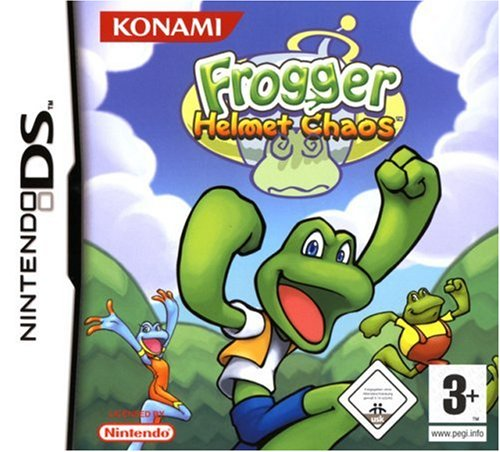 Frogger: Helmet Chaos for Nintendo DS