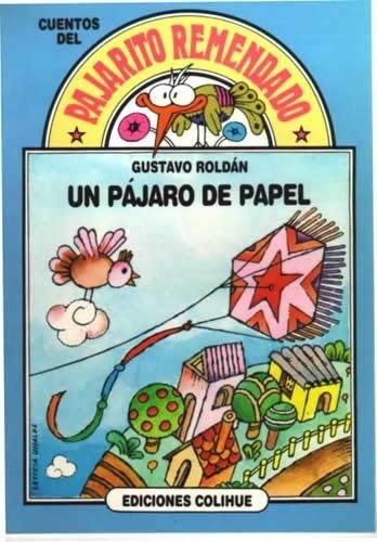 UN Pajaro De Papel/a Paper Bird