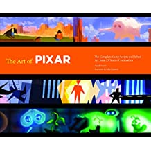 The Art of Pixar: The Complete Colorscripts and Select Art from 25 Years of Animation
