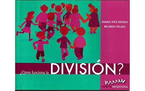 ¿Cómo funciona la división? (Caja de herramientas)