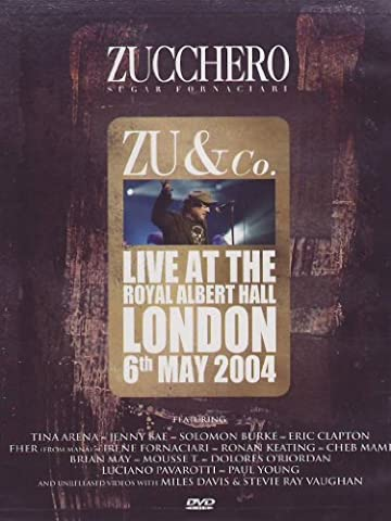 Zucchero - Zu & Co. Live At The Royal Albert Hall (Londres, mai 2004)