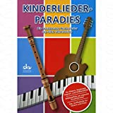 Paradis enfants chansons-arrangés pour chansonnier [Notes/sheetm usic]