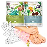 Best Foot Peel - LuxaDerme Hand Hydration Gloves Deep Moisturizing Treatment, 15ml Review