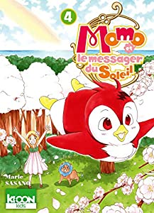 Momo et le messager du soleil Edition simple Tome 4