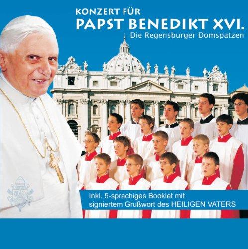 hat seinen Engeln befohlen (Papst Hats)