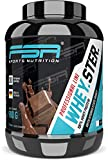 Whey Protein Eiweißpulver - Low Carb Proteinpulver - mit BCAA & EAA - Made in Germany - FSA...