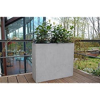 Pflanzkübel Raumteiler Trennelement Sichtschutz \
