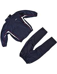 KILLTEC funktioneller Sportanzug mit Hose, Freizeitanzug, Fitness-Anzug FIRAT, Microfaser, navy