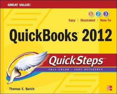 quickbooks-2012-quicksteps-author-thomas-a-barich-oct-2011