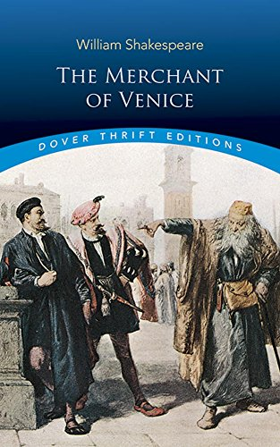 The Merchant of Venice par William Shakespeare