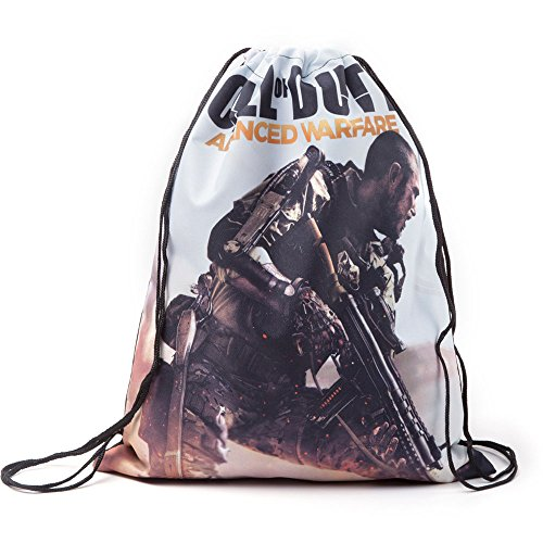 Price comparison product image Call Of Duty Advanced Warfare Game Cover Gym Bag