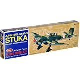 Junkers JU 77-B Stuka balsa model kit from Guillows by Guillows