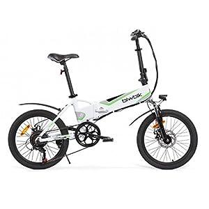 51ydY0emsmL. SS300 BIWBIK Bici ELETTRICA Pieghevole MOD. Traveller