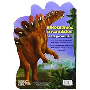 Estegosaurio (Dinosaurios increíbles)