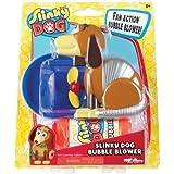 POOF-Slinky - Original Slinky Dog Bubble Blower, 3260BL by Slinky (English Manual)