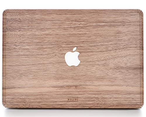 WOODWE® Echtholz MacBook Skin/Cover für Pro 13