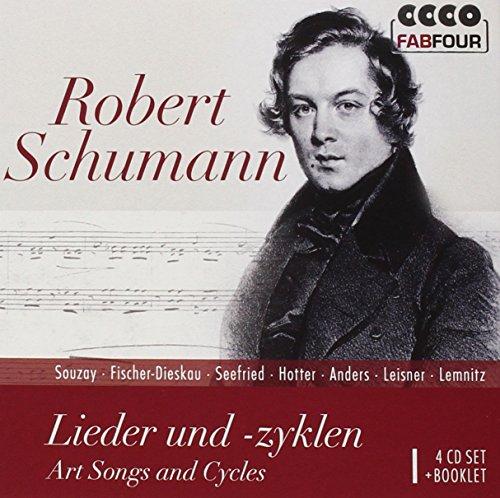 Schumann: Lieder und Zyklen (Art Songs & Cycles)