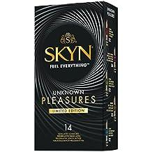 SKYN Unknown Pleasure, Preservativi Senza Lattice Misti, 6 Pezzi