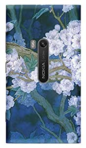 TrilMil Printed Designer Mobile Case Back Cover For MICROSOFT Nokia Lumia 920