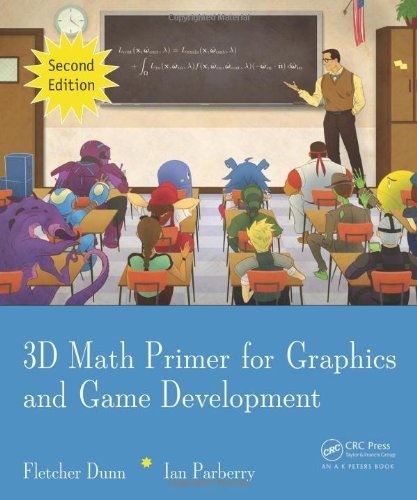 [(3D Math Primer for Graphics and Game Development)] [ By (author) Fletcher Dunn, By (author) Ian Parberry ] [November, 2011]