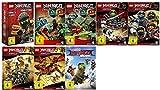 LEGO Ninjago Staffel  1-9 + Kinofilm