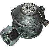 50 mbar gewerbe regulador, regulador de cocina y la industria de gas regulador Tipo 424d