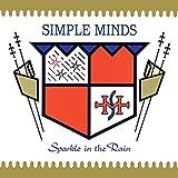 Songtexte von Simple Minds - Sparkle in the Rain