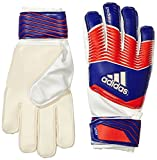 adidas Kinder Torwarthandschuhe Predator Fingersave Junior, Night Flash S15/Solar Red/White, 5, M38731