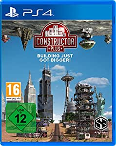Constructor Plus [Playstation 4]
