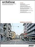 Architektur und Soziologie: archithese 2.2015