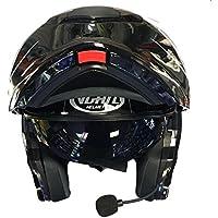 VCAN V271 Modular Motorcycle Motorbike Bluetooth Flip UP Helmet Lightning