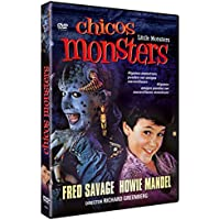 Chicos Monsters DVD 1989 Little Monsters