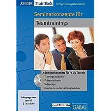 Seminarkonzepte für Teamtrainings