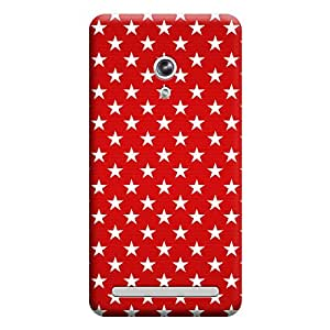 Phone Candy Designer Back Cover with direct 3D sublimation printing for Asus Zenfone 6