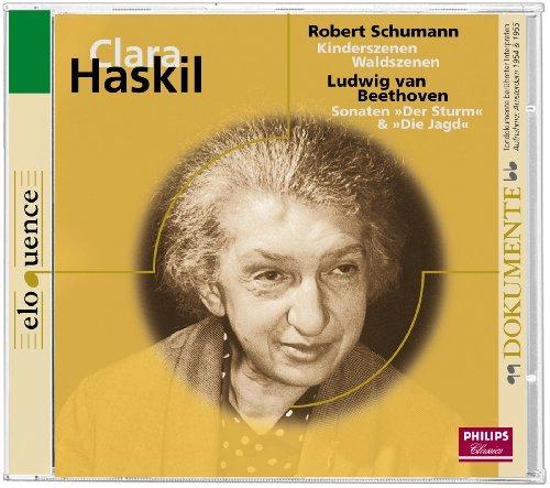 Schumann, Beethoven: Kinderszenen, Waldszenen - Sonaten (Eloquence)