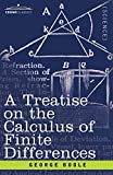 A Treatise on the Calculus of Finite Differences