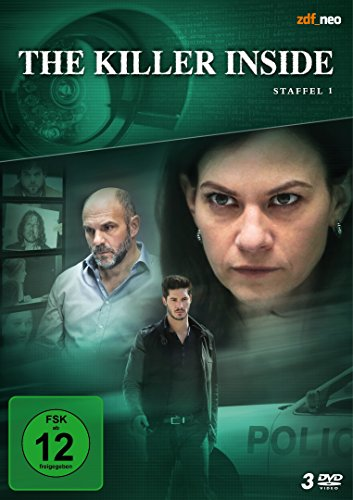 The Killer Inside - Staffel 1 [3 DVDs]