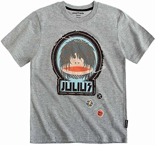 Paul Frank Jungen T-Shirt Grau Hellgrau (T-shirts Von Paul Frank)