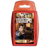 Top Trumps: Doctor Who (Pack No.3)