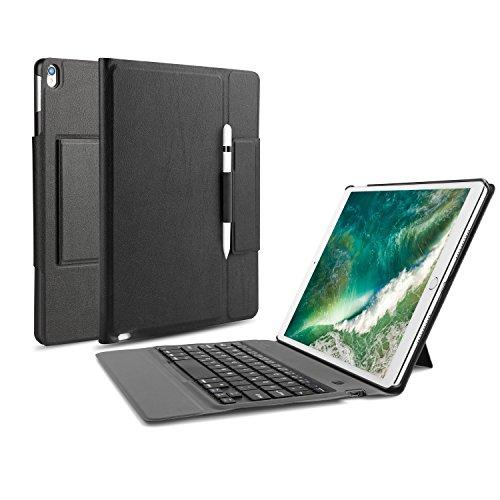 OMOTON Bluetooth Teclado Funda Case iPad Pro 10.5Pulgadas–Slim