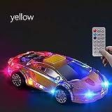 Auto/ModelloPortatile Altoparlante Bluetooth,360° Suono con Bassi Extra,Cassa Bluetooth 4.0,TF Card/U Disk/AUX/FM/Riproduzione Radio Bluetooth,Luci Colorate a LED Speaker Wireless Stereo